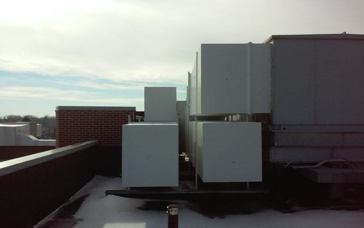 Fairview Hospital Thermaduct