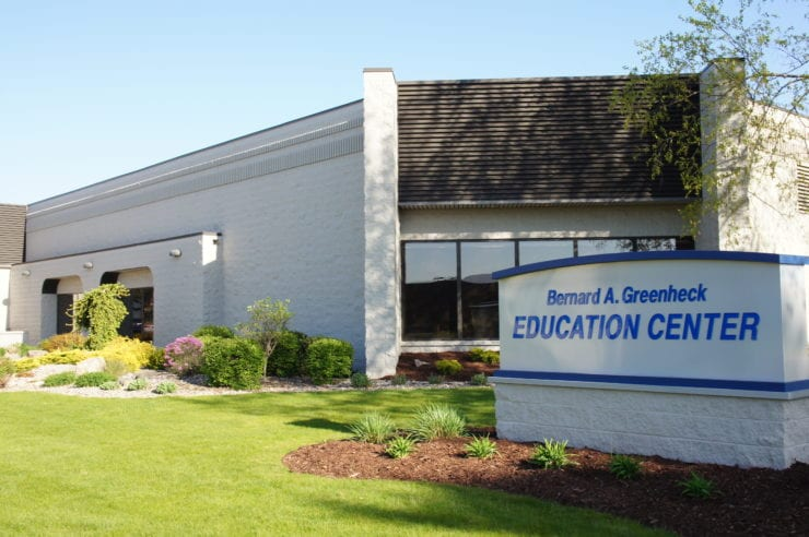 Bernard Greenheck Training Center