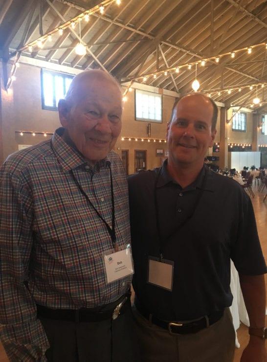 Bob Greenheck and Mike Greene
