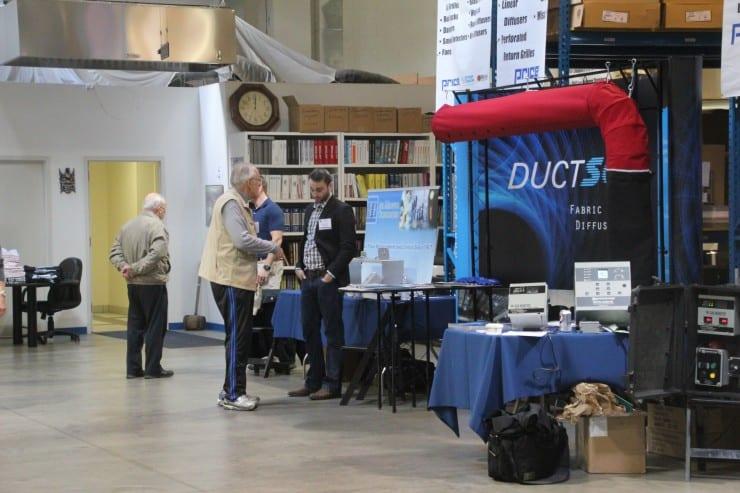 Ductsox Display