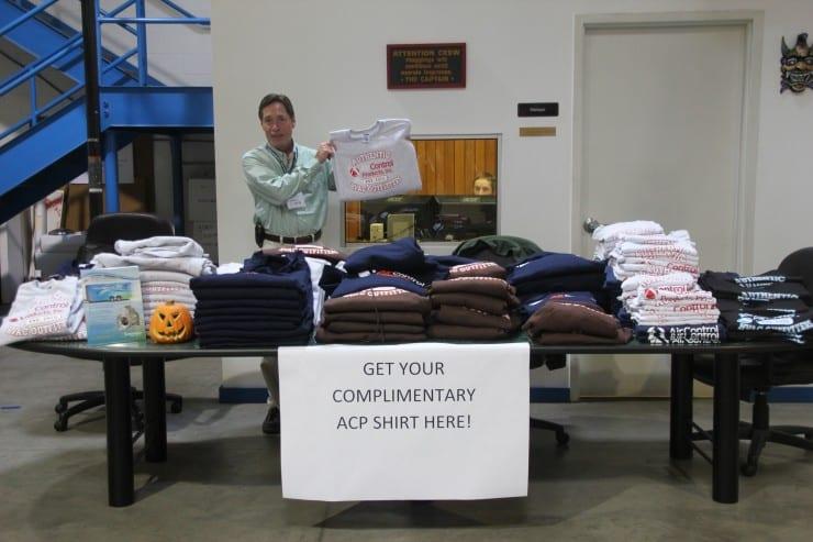 ACP shirt